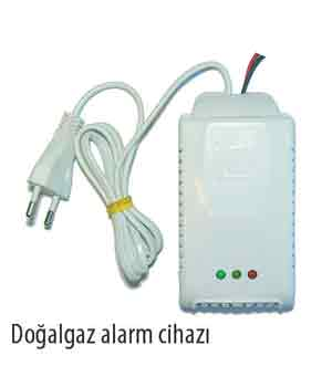 Doğalgaz Alarm Cihazı