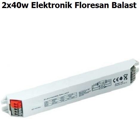 2x36w Elektronik Floresan Balast