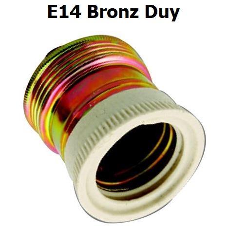 E14 Bronz Duy