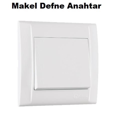Makel Defne Anahtar