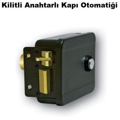 Kilitli Anahtarlı Kapı Otomatiği
