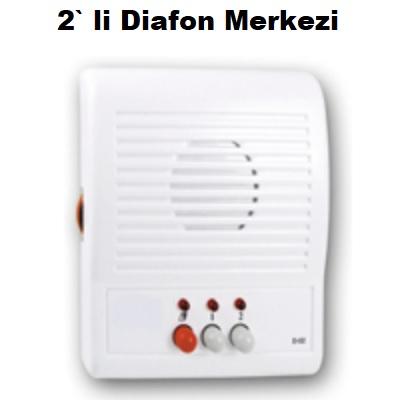 2` li Diafon Merkezi