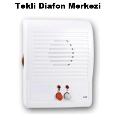 Tekli Diafon Merkezi