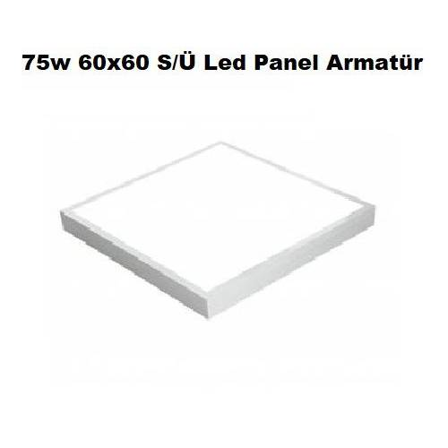 60x60 Sıva Üstü 75w Led Panel Armatür