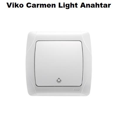 Viko Carmen Light Anahtar