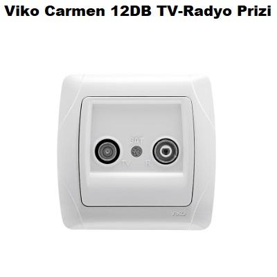 Viko Carmen 12DB TV-Radyo Prizi