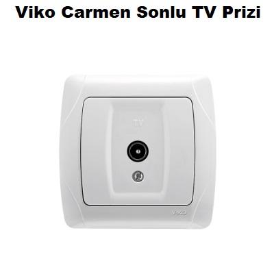 Viko Carmen Sonlu TV Prizi