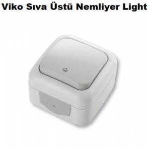 Viko Palmiye Sıva Üstü Nemliyer Light