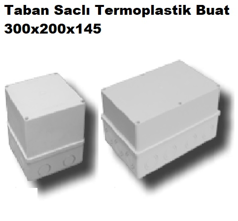 300x200x145 Taban Saclı Termoplastik Buat
