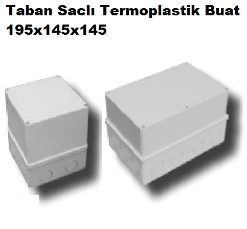 195x145x145 Taban Saclı Termoplastik Buat