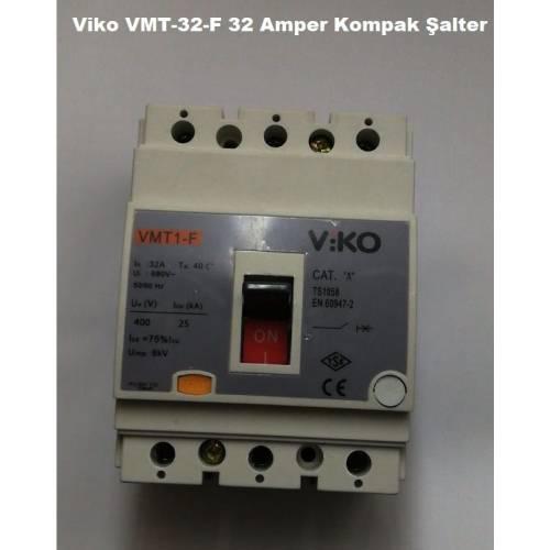 Viko VMT-32-F 32 Amper Kompak Şalter