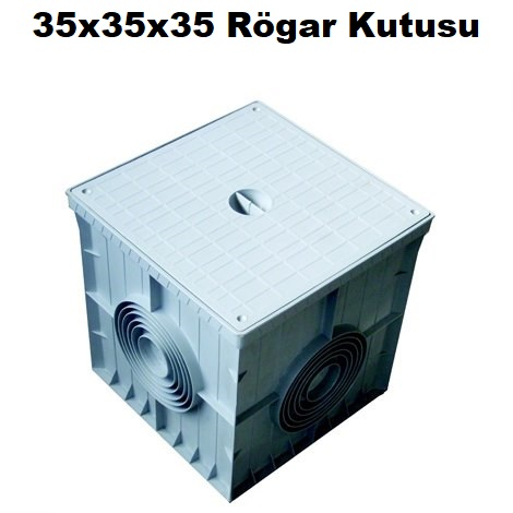35x35x35 Rögar Kutusu