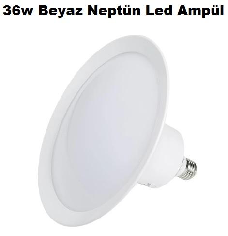 36w Beyaz E27 Duy Neptün Led Ampül