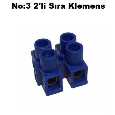 No:3 2`li Sıra Klemens